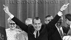 Nixon Defeated