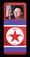Kim Jong-il Special Edition iPod