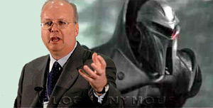 President Rove and Bodyguard