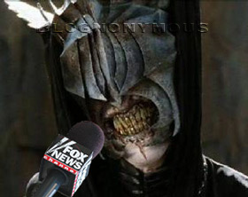 Mouthpiece of Sauron