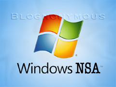 Windows NSA